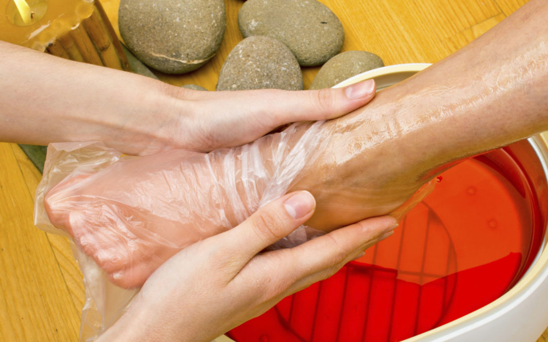 Paraffin Services - Melt Mineral Spa, Penticton